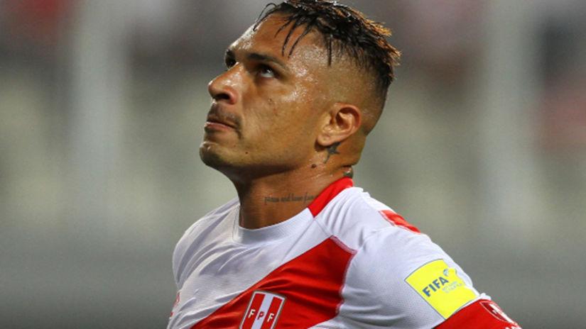 Paolo Guerrero confesó que tomó y disparó contra la FIFA
