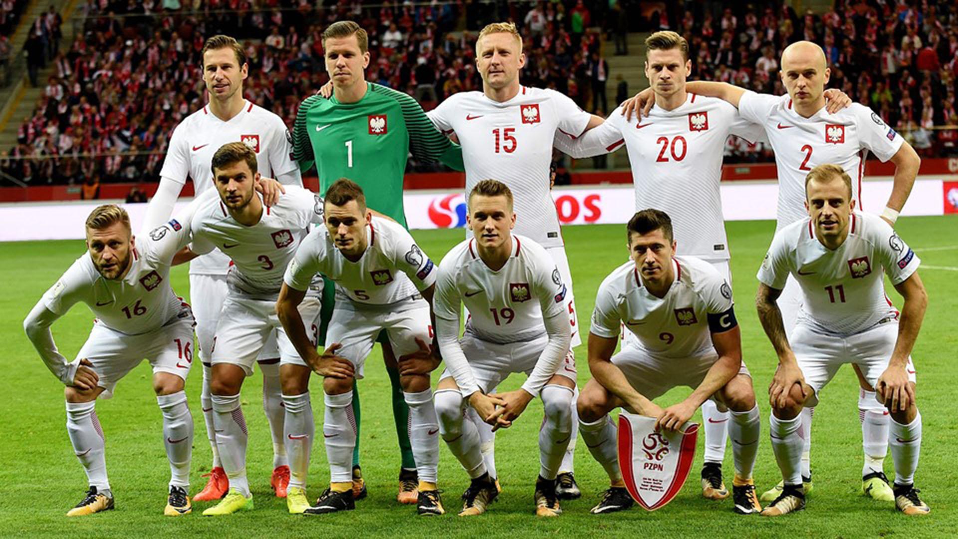 Con un promedio de edad de 27 años, el valor de Polonia es de 259 millones de dólares