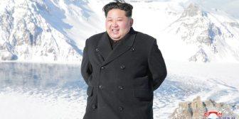 Kim Jong-un visitó el Monte Paektu, hito sagrado de la dictadura norcoreana, para celebrar la última prueba nuclear
