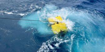 Investigan si un objeto a 700 metros de profundidad es submarino argentino