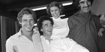 El elenco de Star Wars reflexiona sobre el legado de Carrie Fisher y la princesa Leia