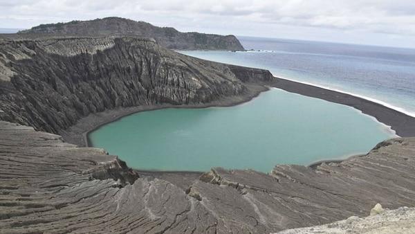 Isla del Océano Pacífico devela misterios del planeta Marte