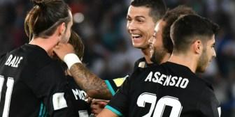 ¡Salvados! Cristiano y Bale rescataron al Real Madrid