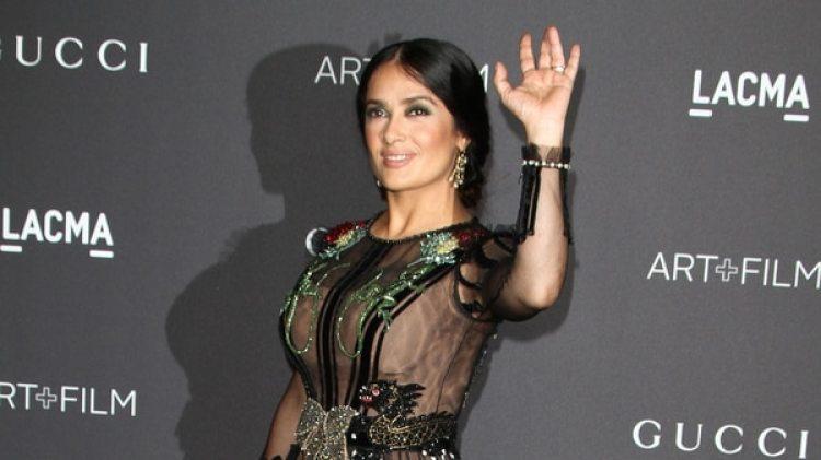 """Salma Hayek acusó a Harvey Weinstein de conducta sexual inapropiada y de ser su """"monstruo"""" durante el rodaje de Frida (Grosby)"""