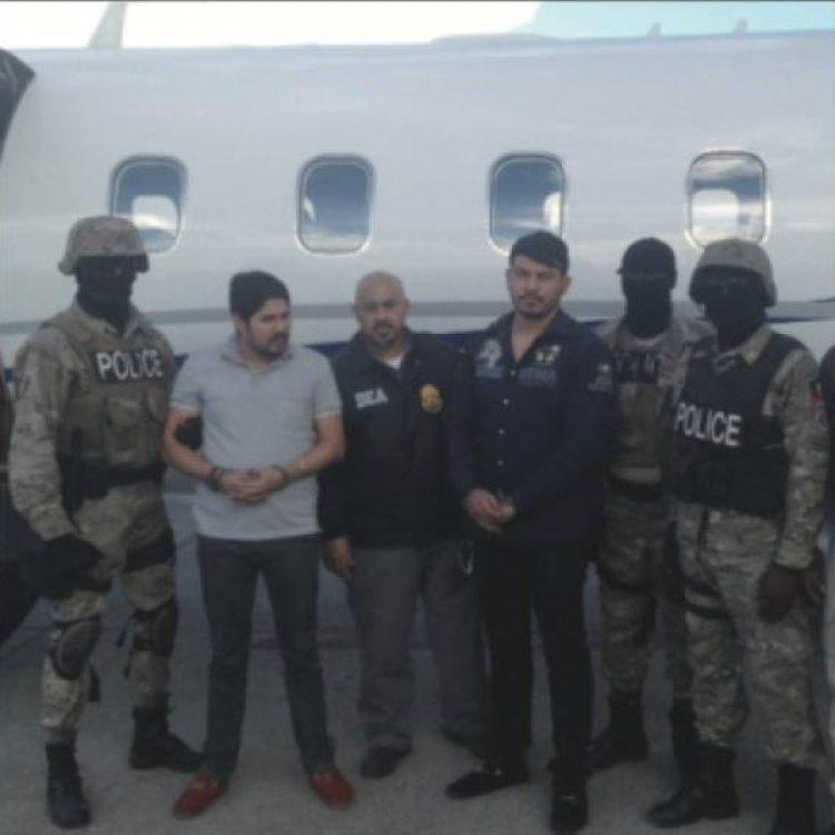 Efraín Antonio Campo Flores y Franqui Francisco Flores de Freitas fueron arrestados en Haití en 2015 mientras intentaban traficar 800 kilos de cocaína.