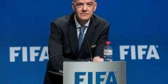Gianni Infantino, acusado de corrupción por un diario francés