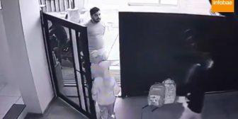 India: Así secuestraron a un niño de siete años en la puerta de su casa cuando esperaba el autobús escolar