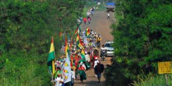 Villena identifica un redireccionamiento de la lucha por la resistencia en el TIPNIS