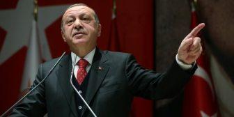 El presidente de Turquía anunció su intención de abrir una embajada en Jerusalén Este para Palestina