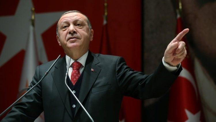 Recep Tayyip Erdogan, presidente de Turquía (Reuters)