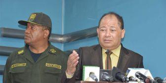 Policía moviliza 15.000 efectivos en todo Bolivia por fiestas de fin de año