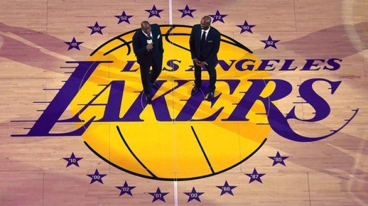 """""""Nunca jamás habrá otro Kobe Bryant"""", dijo Magic Johnson (AFP)"""