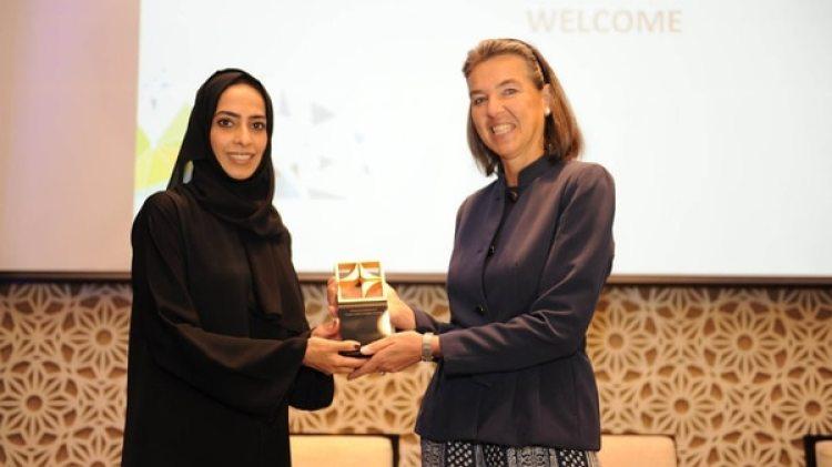 Dominique Mineur, durante su estadía en Emiratos Árabes Unidos