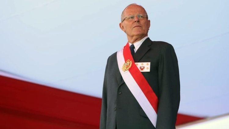 Pedro Pablo Kuczynski (AFP/Andina)