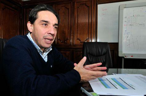El ministro de Economía, Mario Guillén. Foto: Archivo