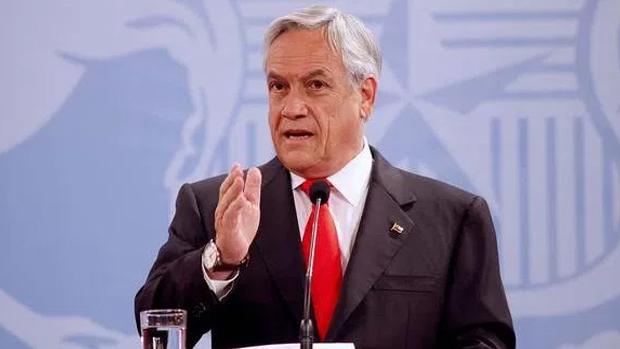Bachelet y Piñera se reúnen para coordinar cambio de mando