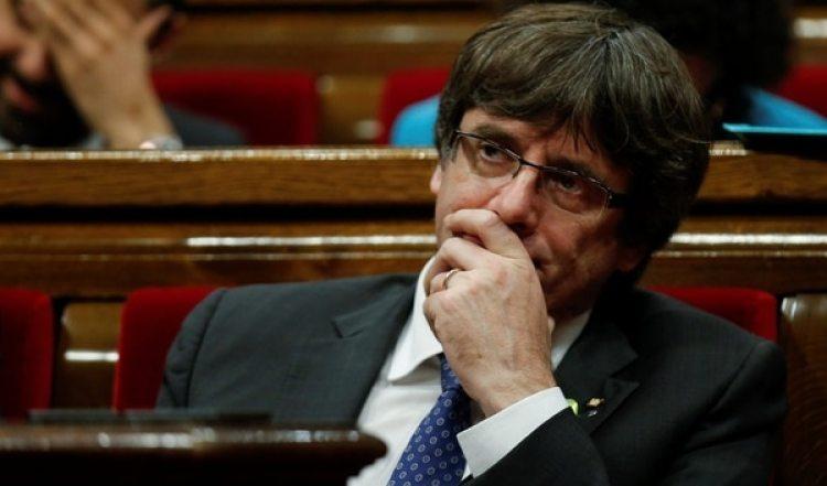 Incertidumbre respecto al futuro de Puigdemont (REUTERS)