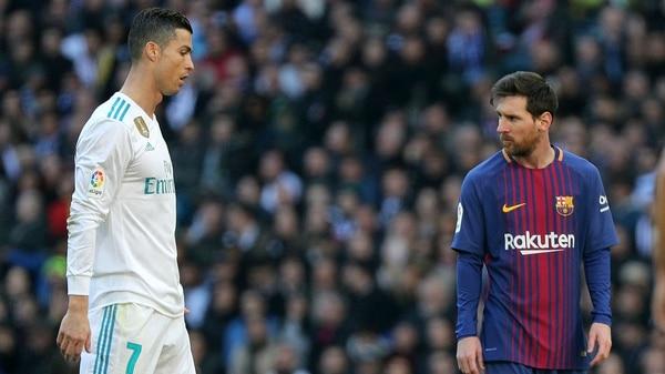 Colapso del Real Madrid ante un Barcelona letal