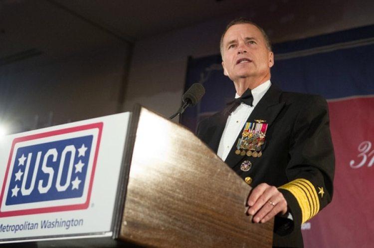 James Winnefeld (U.S. Army Photo by Staff Sgt. Teddy Wade/Released)