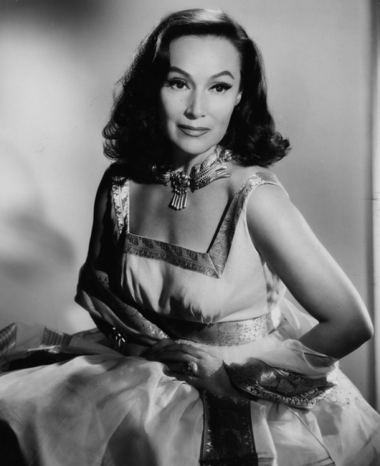 Dolores del Río (Getty Images)