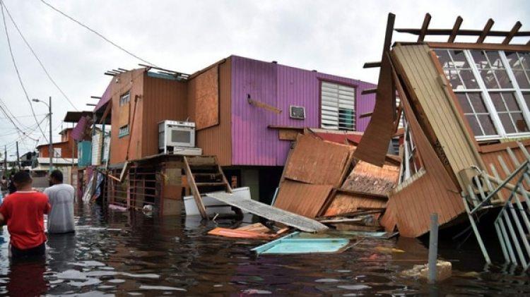 El huracán María dejó 64 muertos en Puerto Rico