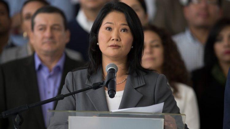 Keiko Fujimori (AP)