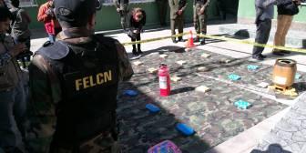 Estrategia antidroga de Bolivia un ejemplo y modelo para el mundo, según embajador Llorenti