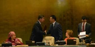 Embajador ante la ONU dice que Bolivia goza de una diplomacia independiente y soberana