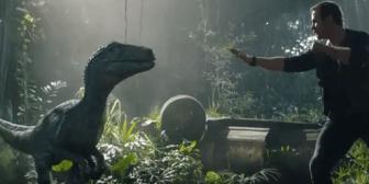 """Mira el primer tráiler oficial de """"Jurassic World: El Reino Caído"""""""