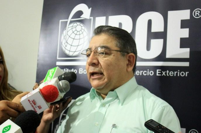 Gary Rodriguez, gerente IBCE