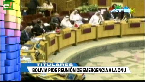 Video titulares de noticias de TV – Bolivia, noche del miércoles 6 de diciembre de 2017