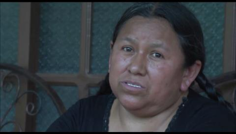 """Achacollo sobre Gabriela Zapata: """"Ella tiene una celda especial"""""""