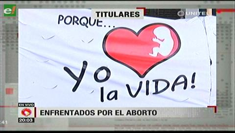 Video titulares de noticias de TV – Bolivia, noche del viernes 8 de diciembre de 2017