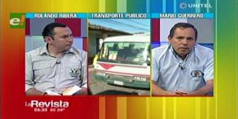 Transporte afirma que Rolando Ribera ofreció buses chinos para Santa Cruz, autoridad niega la acusación