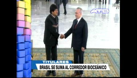Video titulares de noticias de TV – Bolivia, noche del martes 5 de diciembre de 2017