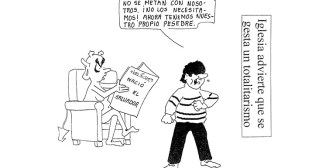 Caricaturas de Bolivia del miércoles 13 de diciembre de 2017