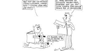 Caricaturas de Bolivia del jueves 14 de diciembre de 2017
