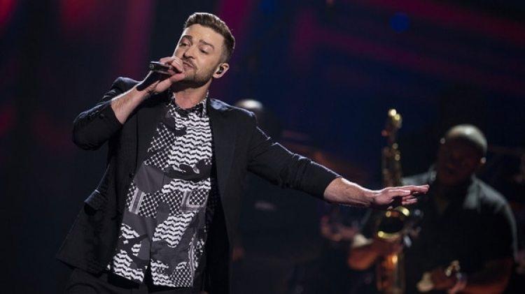 """El cantante editará el próximo 2 de febrero su disco más reciente, que lleva por título """"Man of the Woods"""" (Getty Images)"""