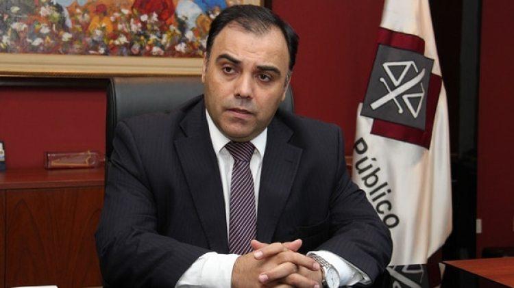 Francisco Díaz Verón, el fiscal general paraguayo imputado por enriquecimiento ilícito