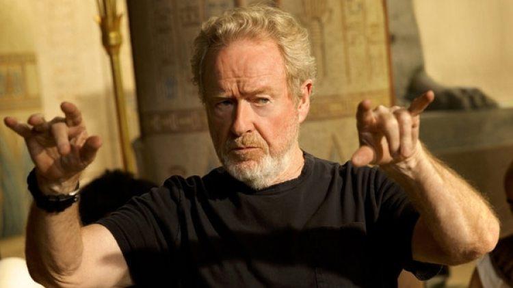 """Scott presentó en 2017 dos películas: """"Alien: Covenant"""", con Michael Fassbender como protagonista; y """"All the Money in the World"""", cuyo elenco lideraron Michelle Williams y Mark Wahlberg"""