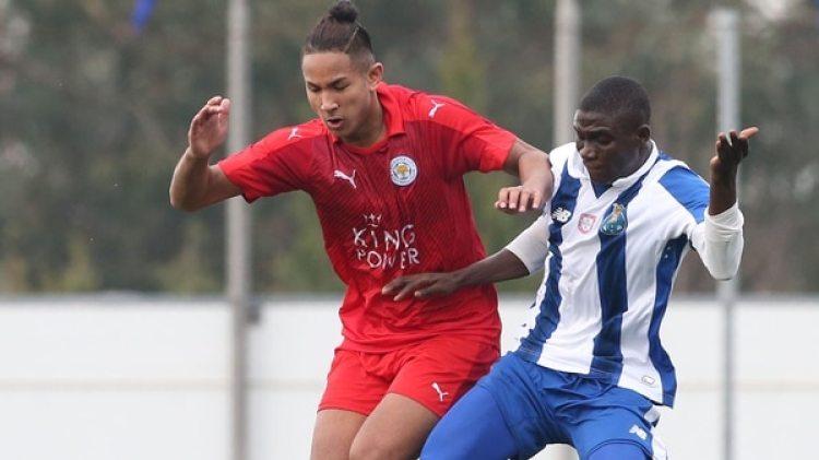 Faiq Bolkiah, juega en el Leicester City y la riqueza de su familia está estimada en 20.000 millones de dólares(Getty Images)