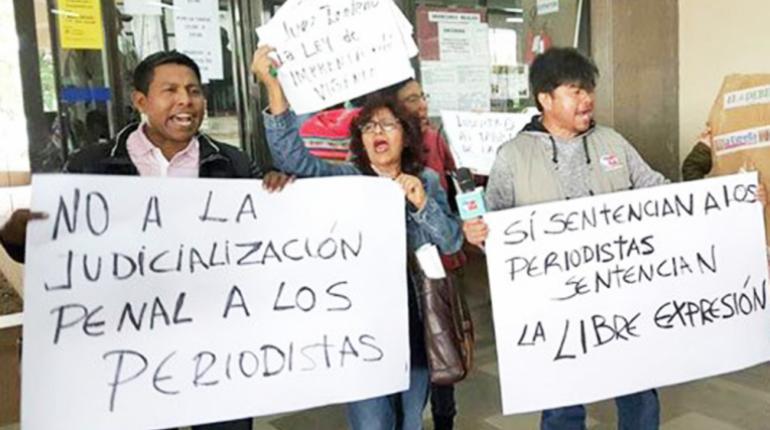 Trabajadores en salud deciden mantener paro contra Código Penal