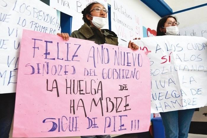 El movimiento médico, una explosión de la clase media boliviana