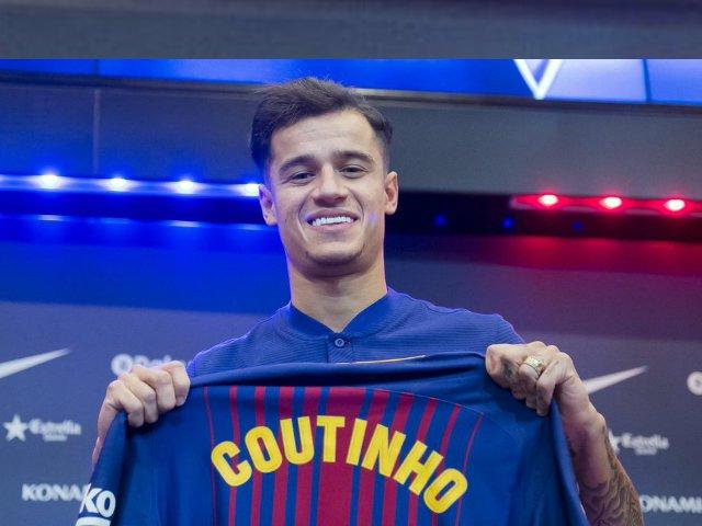 """Resultado de imagen para Philippe Coutinho: """"Fue una decisión muy fácil"""" fichar con Barcelona"""