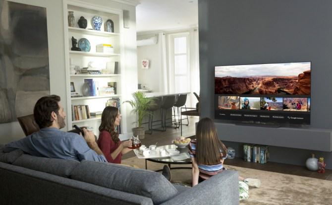 LG lleva su inteligencia artificial al horno, la nevera y la televisión
