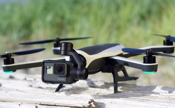 GoPro dejará de vender drones y despide a más de 200 empleados