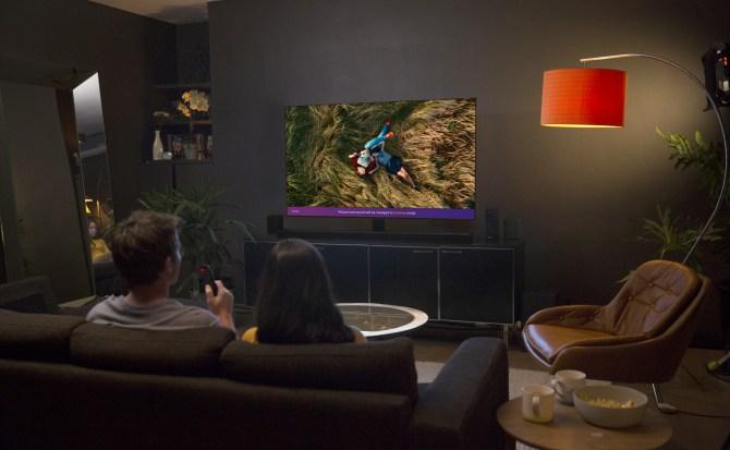 Las nuevas TVs OLED de LG presumen de inteligencia artificial y un diseño invisible