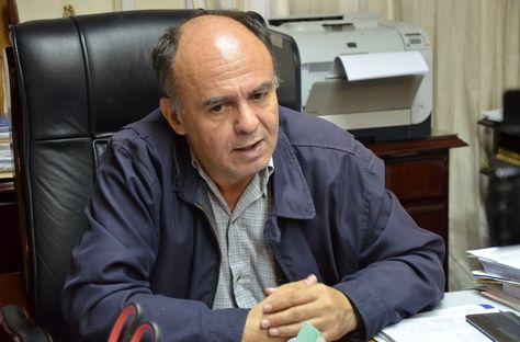 El ministro de Defensa, Reymi Ferreira.