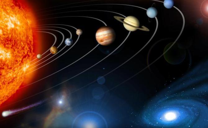 El sistema solar es más extraño de lo que pensábamos