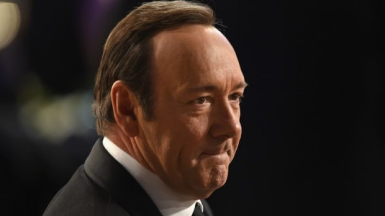 Kevin Spacey (Archivo)